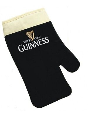 Guinness Beer Guanto Termico Cucina Barbecue Birra PS 09296