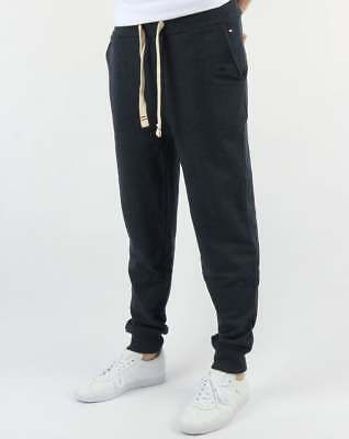 Tommy Hilfiger Icon Sweatpants in Navy Blue - tracksuit bottoms, joggers