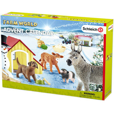 Schleich Farm World Advent Calendar 2017 97448 NEW