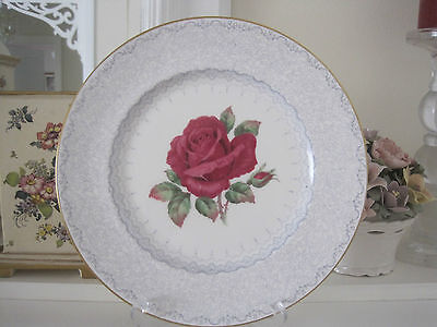 Gorgeous Vintage Paragon Madeira Lace Display Entree Plate
