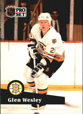 1991-92 Pro Set Hockey Cards 1-497 Pick From List