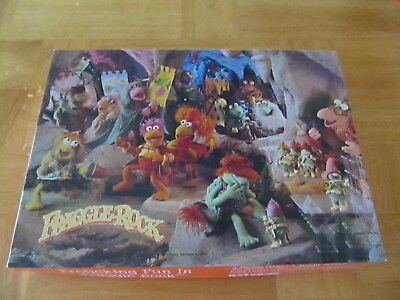 Springbok 100 Piece Jigsaw Puzzle, Jim Henson's Muppets Fun In Fragle Rock!