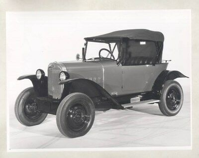 1924 Opel 4/12HP 2 Seater Laubfrosch ORIGINAL Factory Photo & Press Sheet wy5300