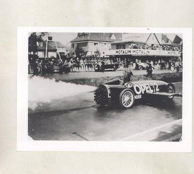 1927 1928 Opel Rak 2 Rocket Race Car ORIGINAL Factory Photograph wy5369
