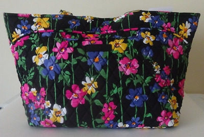 Vera Bradley Mandy Tote Bag Wildflower Garden NWT $70.00!! Retail Free Ship!!