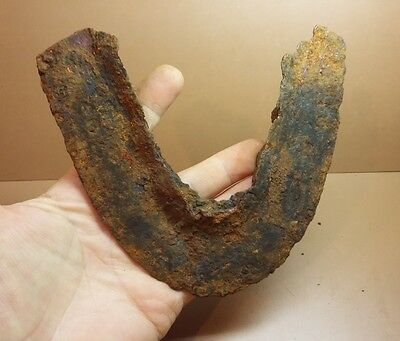 Ancient Great  Kievan Rus Viking  Shovel 9-10 AD  #69