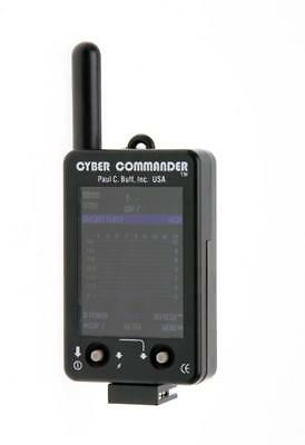 Pual C Buff Cyber Commander Hot Shoe Mounted Transmitter