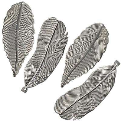 Salvaged Feathers 4/Pkg   750810250668