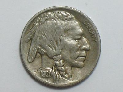 1920-D Buffalo Nickel - United States Coin
