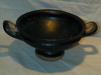 ANCIENT GREEK STEM  KYLIX 4thCENTURY BC WINE CUP