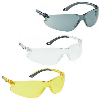 Dickies Ergonomic Safety Glasses Mens Womens Protective Spectacles SP1015