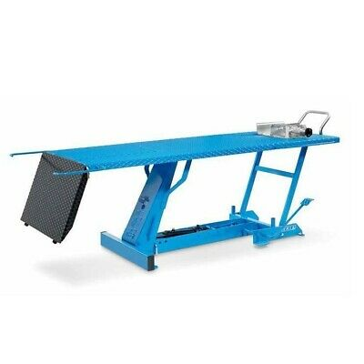 Lifter for motorcycle 196 OMCN 500kg. pump hydraulic