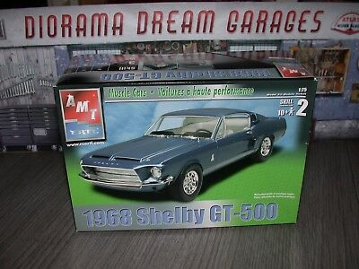 Amt Ertl  Muscle Cars 1968 Shelby Gt 500