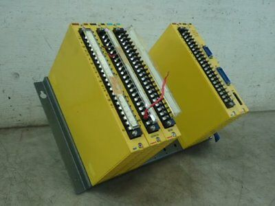 Fanuc A03B-0801-C432 Plc System With I/o Modules
