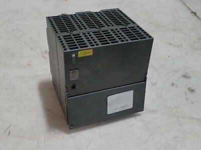 Siemens 6Es7307-1Ka01-0Aa0 Power Supply