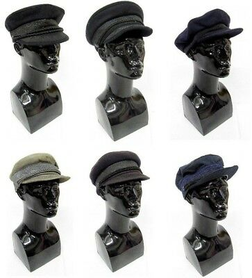 6 Mens Vintage Prince Henry Sailor Hats Caps Prussia German Wholesale Joblot #2