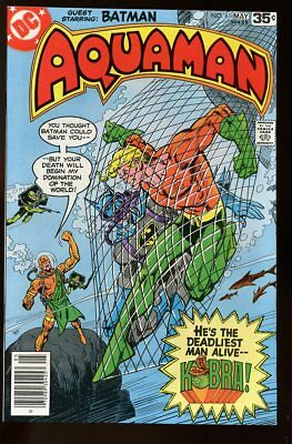 AQUAMAN #61 VERY FINE/ NEAR MINT 1978 DC COMICS bin-2017-2483