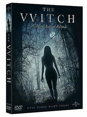 Dvd THE WITCH - (2017) ...NUOVO