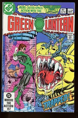GREEN LANTERN #158 VF/ NEAR MINT (1960 SERIES) DC COMICS bin-2017-2548