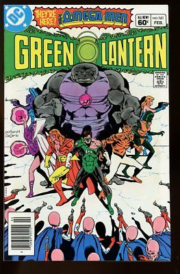 GREEN LANTERN #161 VF/ NEAR MINT (1960 SERIES) DC COMICS bin-2017-2550