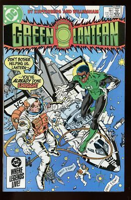 GREEN LANTERN #187 VF/ NEAR MINT 1985 (1960 SERIES) DC COMICS bin-2017-2552