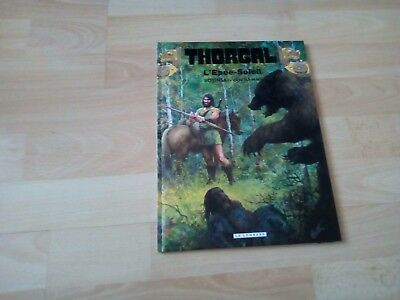 Thorgal Tome 18 L'epee Soleil