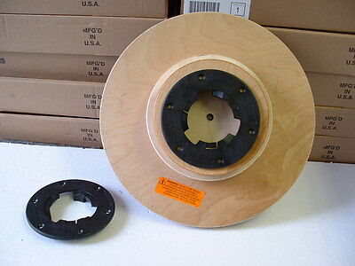 """Sandpaper  Driver, for,20"""" Floor  buffer, and free spare 9200 plate"""