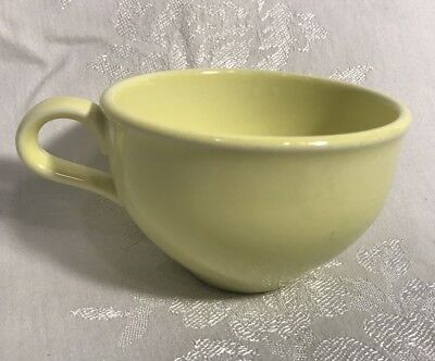 RUSSEL WRIGHT Lemon Yellow Iroquois Casual China 8 oz Cup