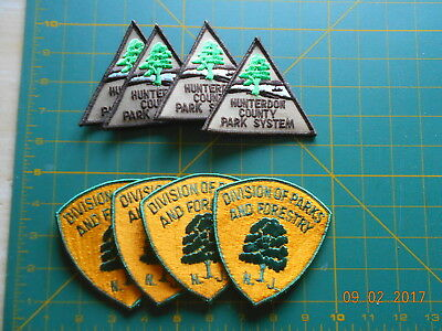 Collectibles   Patches  (Parks)