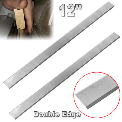 "2Pcs 12-1/2"" HSS Planer Blades Knives for Delta 22-540 planer, replaces 22-547"