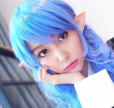 New Elf Ears Mens Womens Kids Halloween Cosplay Props Best Quality Gift US  SHIP 794c000c7