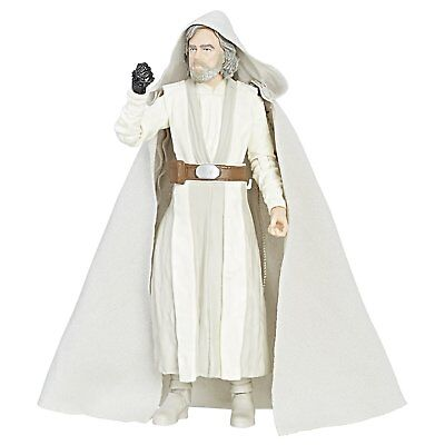 "Star Wars Black Series The Last Jedi Luke Skywalker Jedi Master 6""  LOOSE"