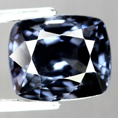 2.98Ct.glistening Aaa! Antique Facet Blue Purple Natural Spinel Tanzania