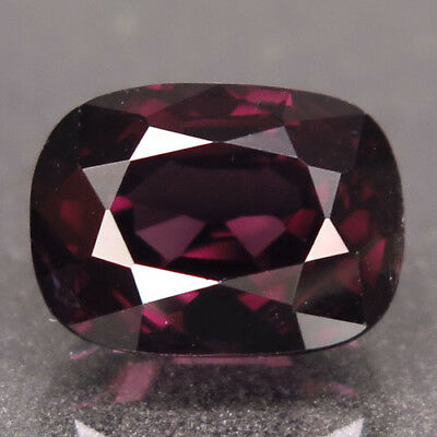 3.86ct.Glistening Gem! 100%Natural Top Pinkish Red Spinel Unheated AAA Nr!