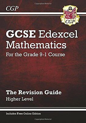 New GCSE Maths Edexcel Revision Guide: Higher - for the Grade 9-1 Course (with,
