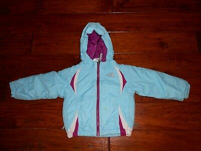 Girls The North Face Winter Jacket / Coat Size 2T