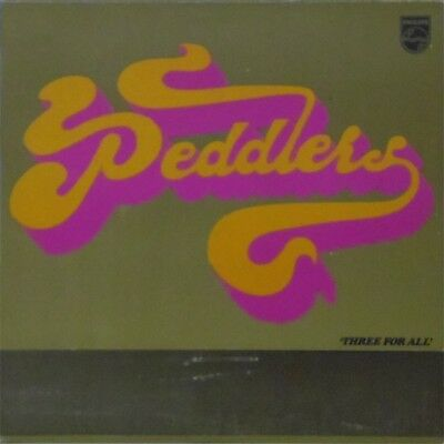 The Peddlers 'three For All' Uk Pressed Lp