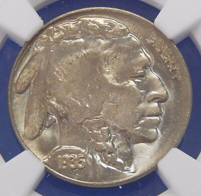 NGC MS64 1935 D Buffalo Nickel PRETTY COIN Indian Head See Pics 6598