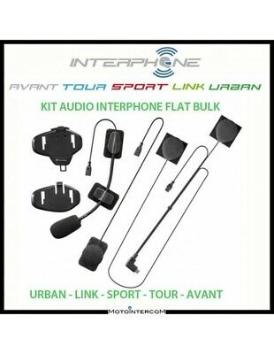RXUK Sport Tour Urban audio kit Interphone Cellularline Bulk