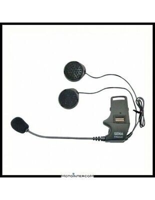 RXUK Kit audio intercom Sena SMH10 Flexible Microphone version