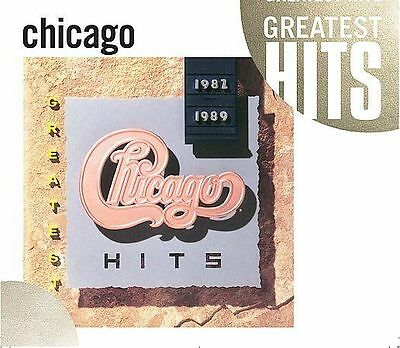 Greatest Hits 1982-1989 by Chicago