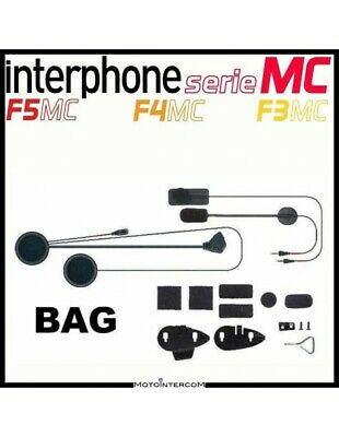 RDE Audio Kit Interphone Cellularline Serie F5MC F4MC F3MC Bulk