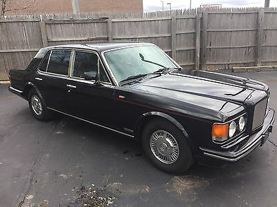 1991 Bentley Mulsanne S 1991 BENTLEY MULLSANE S