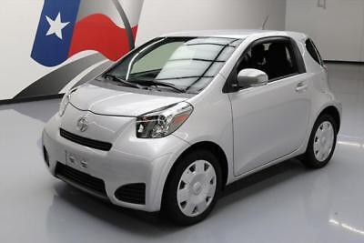 2014 Scion iQ Base Hatchback 2-Door 2014 SCION IQ HATCHBACK AUTOMATIC BLUETOOTH ONLY 16K MI #030079 Texas Direct