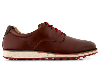 Callaway Men's Swami Golf Shoe - Brown