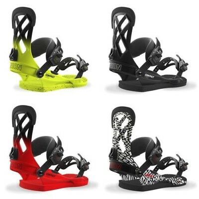 Union Snowboard Bindings - Contact Pro All-Mountain Freestyle Lightweight- 2018