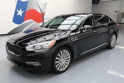 2015 Kia Other Premium Sedan 4-Door 2015 KIA K900 PREMIUM PANO SUNROOF NAV REAR CAM 19K MI #024347 Texas Direct Auto