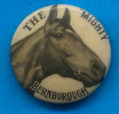 The Mighty Bernborough 1940s Souvenir Badge
