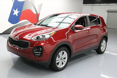 2017 Kia Sportage LX Sport Utility 4-Door 2017 KIA SPORTAGE LX AWD REAR CAM BLUETOOTH ALLOYS 31K #068240 Texas Direct Auto