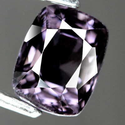 1.93Ct.twinkling Aaa ! Antique Facet Pink Purple Natural Spinel Tanzania